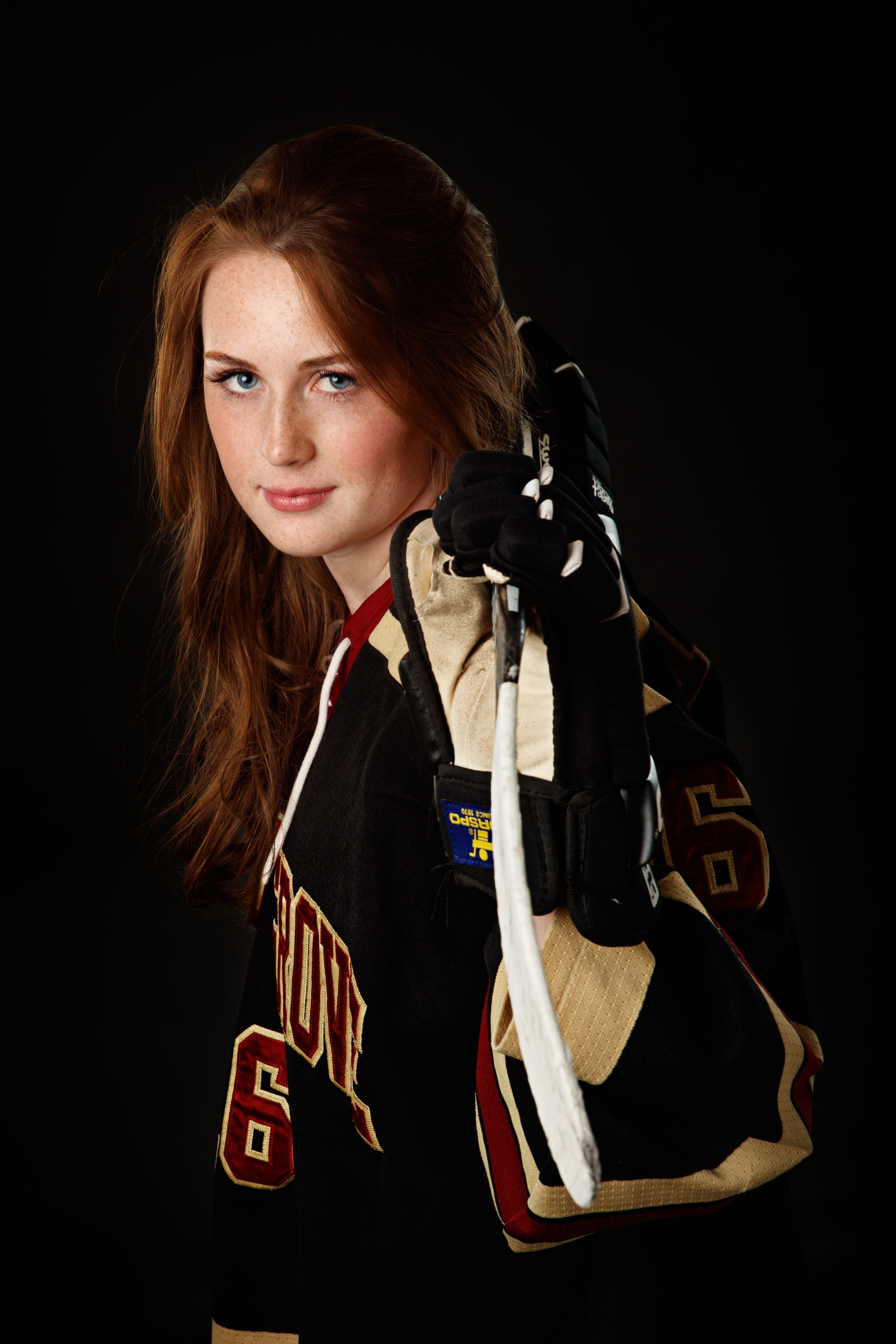 hockey outfit - senior session